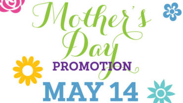 Casino Pier Mother's Day Promotion