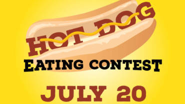 5th Annual Hot Dog Eating Contest