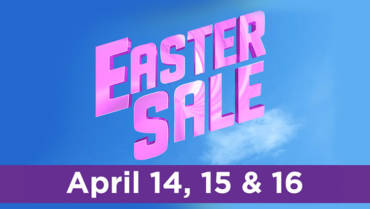 Annual Easter Sale