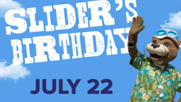 Slider's 12th Birthday Party