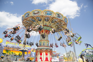 96ef38fa52 Pier Rides Open - Limited Attractions - Casino Pier   Breakwater Beach