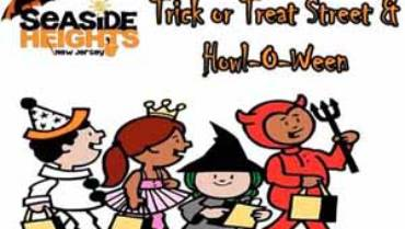 Trick or Treat Street & Howl-O-Ween