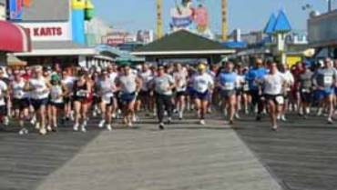 Seaside Half Marathon, 5K and the Seaside Challenge